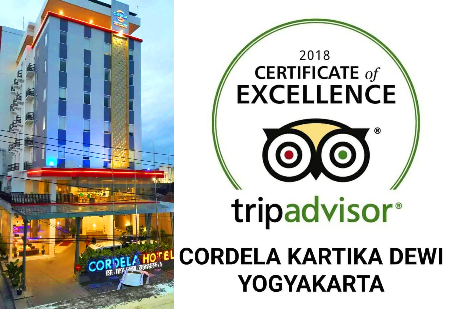 Cordela Kartika Dewi Hotel Yogyakarta Roda Dan Roti