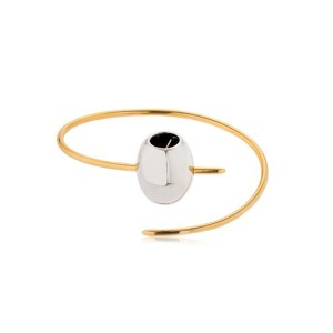 Bracelet Tapeo Silver and Gold SCH 376-1