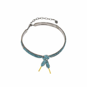 Necklace Puri Lace Capri Blue - SCH 441-5