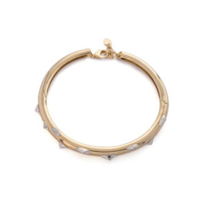 THRORN NECKLACE GOLD