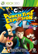 Cartoon Netword Punch Time Explosion xl xbox