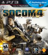 Socom 4 - 01 jogador