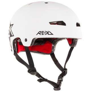 Casco REKD R160 Blanco