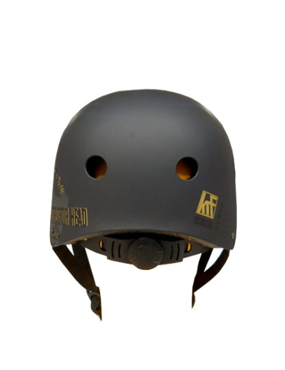 Casco KRF Destructor Negro