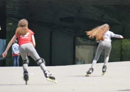 curso de patinaje urbano rodats