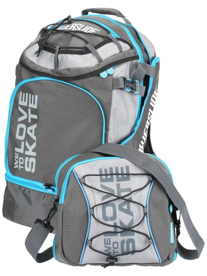 Mochila Powerslide Pro Skate Backpack