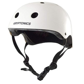 Casco Kryptonics Blanco
