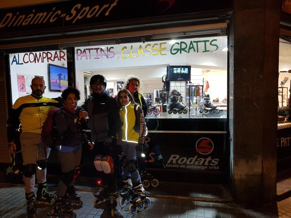 tienda de patines rodats