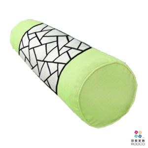 GeoBamboo-cylinderical pillow