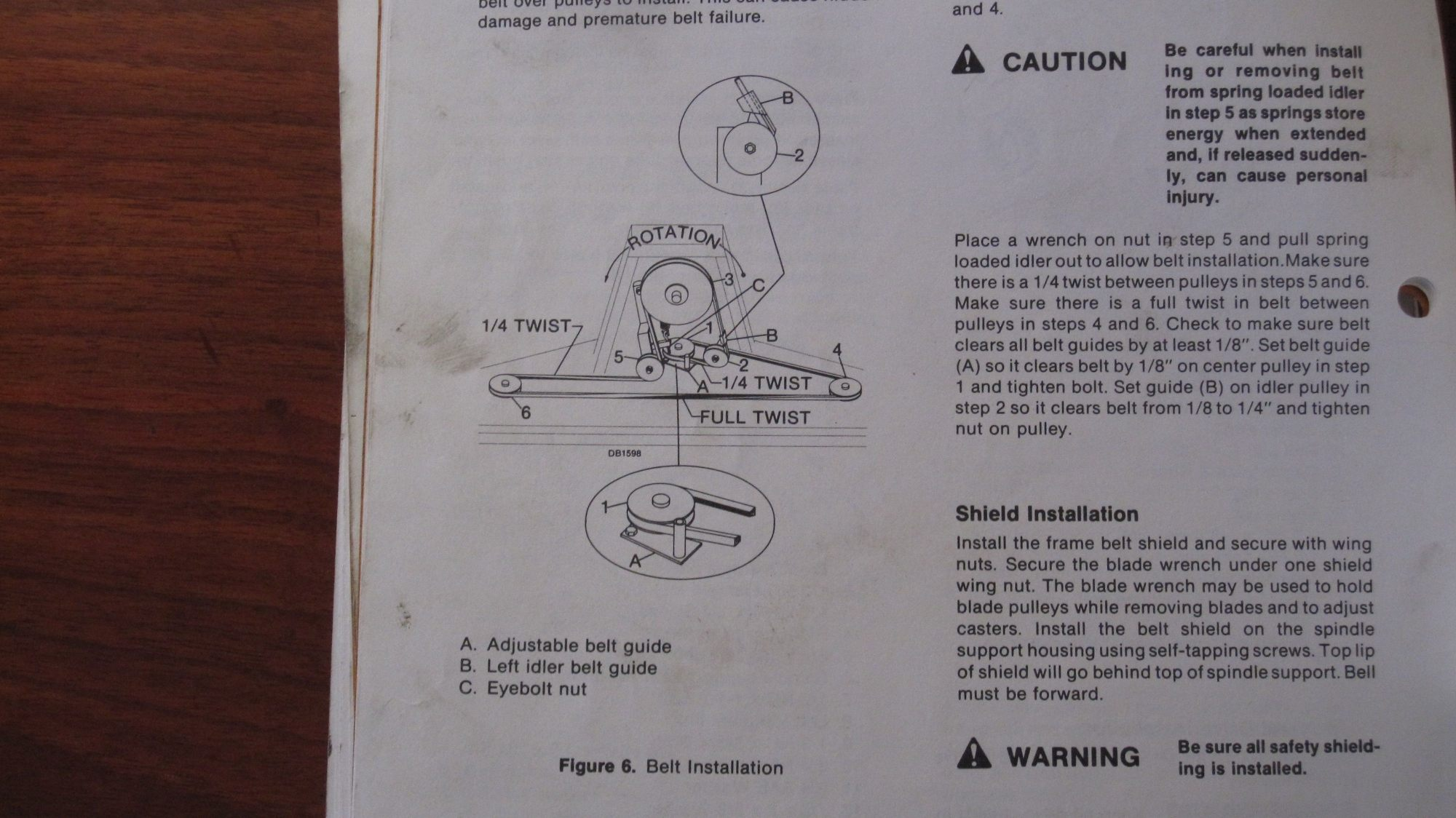 hight resolution of wiring diagram for exmark mowers best wiring librarywoods mower rm48ym 2 how to change the belt