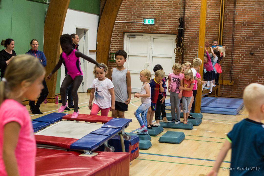 Gymnastik i RUIF