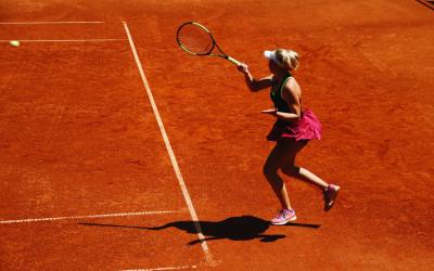 Tennis i Rødding