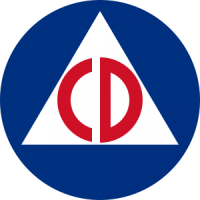Civil Defense Logo