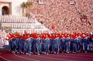 U.S. Olympic Team 1984