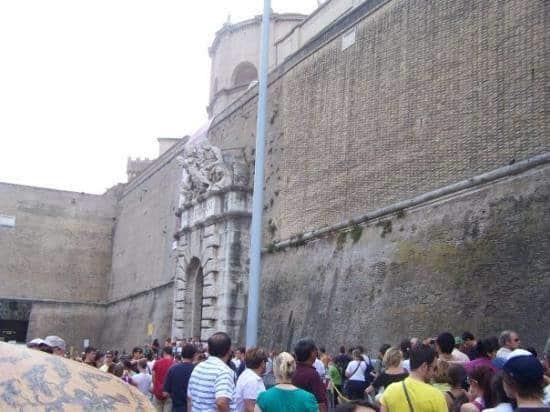 Vatican Wall 1