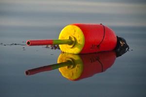 Lobster Buoy, Stonington Harbor, Maine - Roddy Scheer Photography