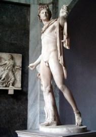 Cortile 04 (Apollo van de Belvedere)