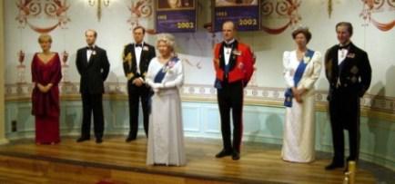 Mme Tussaud 6 (koninklijke familie)