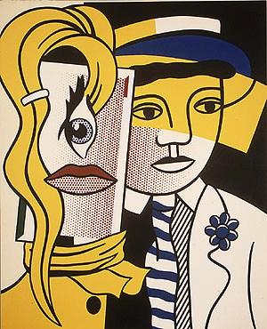 Roy Lichtenstein - Uitstapje - 1978