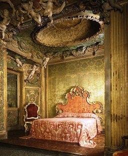 Slaapkamer uit Sagredo-paleis - 1718
