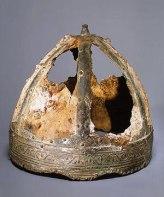 Spangenhelm - 560 n.C.