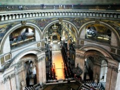 St Pauls Cathedral 9 (Whispering Gallery)