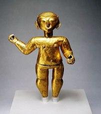 Staande figuur - Colombia - 60 n.C.