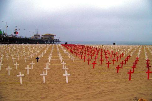 Santa Monica Beach (1)