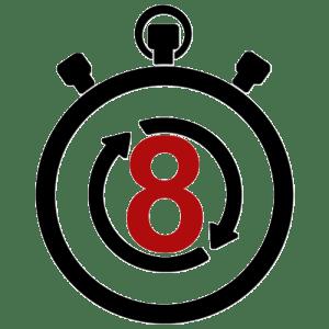 8 Seconds - Its a Mind Set