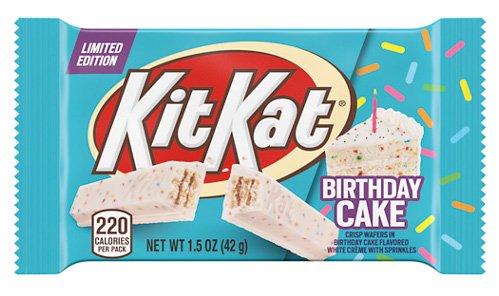 Birthday Cake KitKat