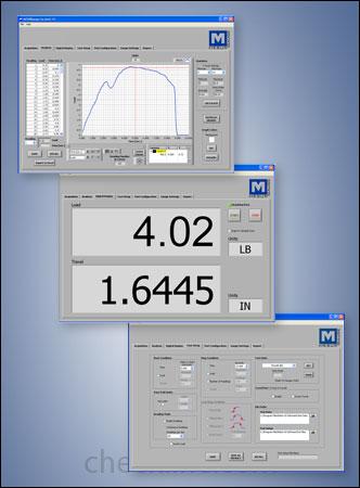 oprogramowanie akwizycyjne do przetworników momentu obrotowego nasadki