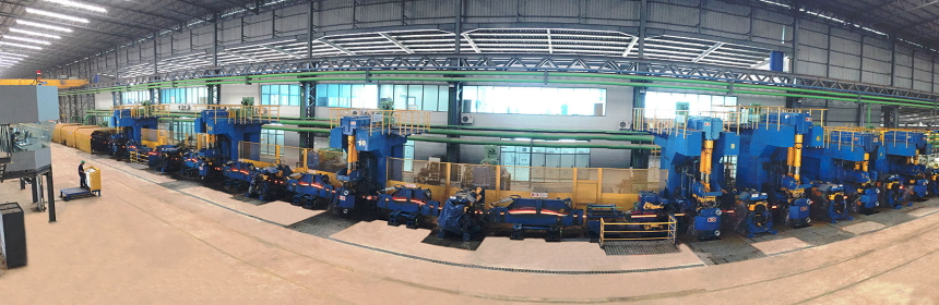 Distanziometri laser industriali serie LDM