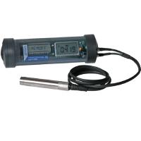 Spessimetro ad ultrasuoni subacqueo modello TI-UMX2 con sonda T-074-2906 inclusa