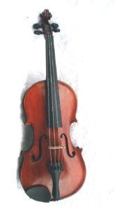 DIY fiddle repair