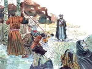 hadith-al-bukhari-slaughter-qurayza