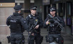 armed police Islam
