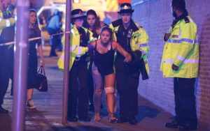 Islam Muslim terror Manchester