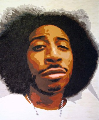 Ludacris by Rodger Bliss Lakewood Ranch Artist