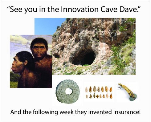 innovation cave