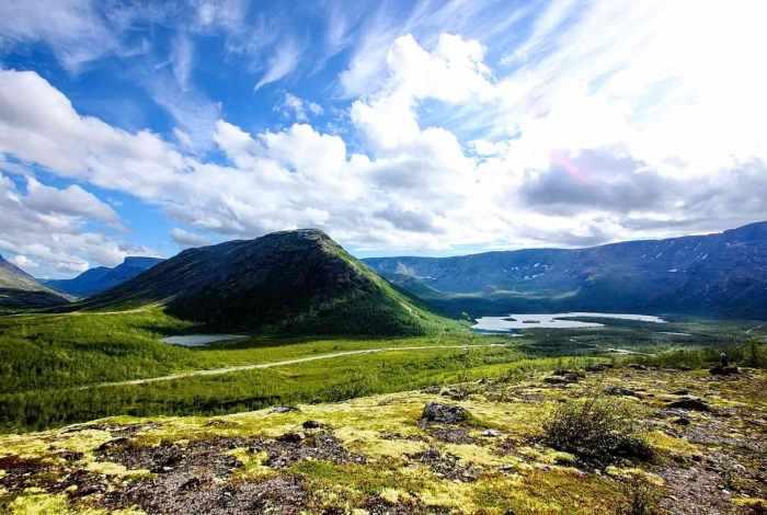 Хибинские горы10