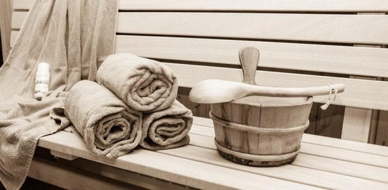Sauna Relaxation Sweating Bath  - KSchlott / Pixabay