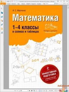 Наглядно и доступно для начальной школы. Математика в схемах и таблицах для 1 - 4 класса. рис. 1