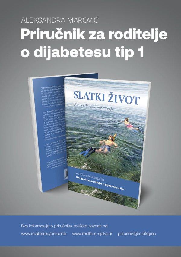 ALEKSANDRA MAROVIC - Slatki zivot - Plakat