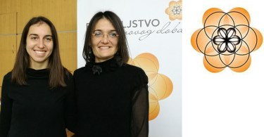 Jelena Ter Haar i Tamara Zidar
