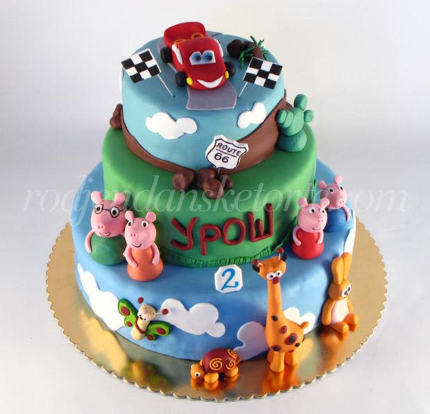 Rodjendanske torte za decake auto thecheapjerseys Choice Image