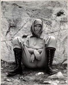 Edward Weston- Photo of Charis