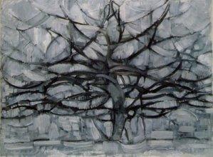 Piet Mondrian Gray Tree 1911