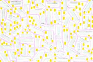 """Rod Jones Artist - PARIS -36""""w x 24""""h"""