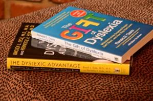 Books on Dyslexia