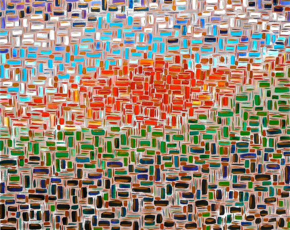 L'art de la Mer - Oil on Canvas